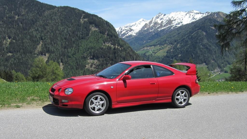 Celica GT-FOUR 96er Facelift-Modell