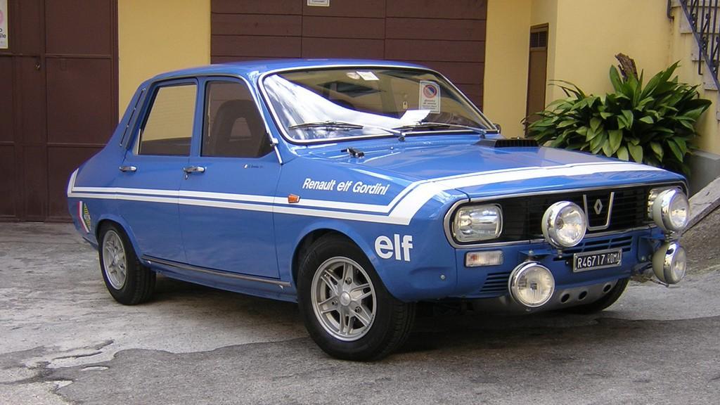 Bavaria Sale Com Renault 12 Gordini R1173 Wie Neu