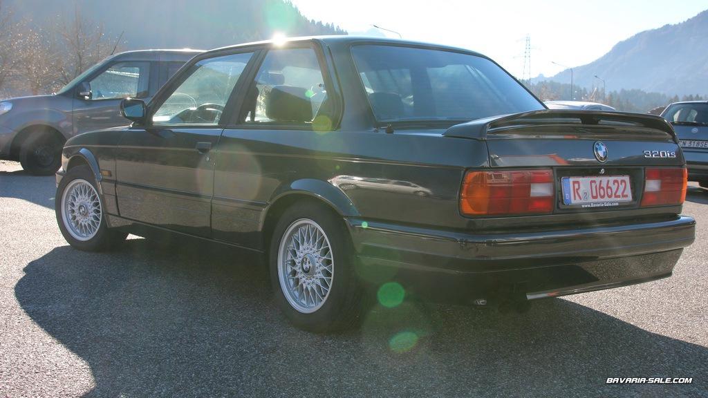 Bavaria Salecom Bmw E30 320 Is 20 16v
