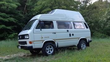 VW T3 Syncro Westfalia 3 Sperren Rostfrei