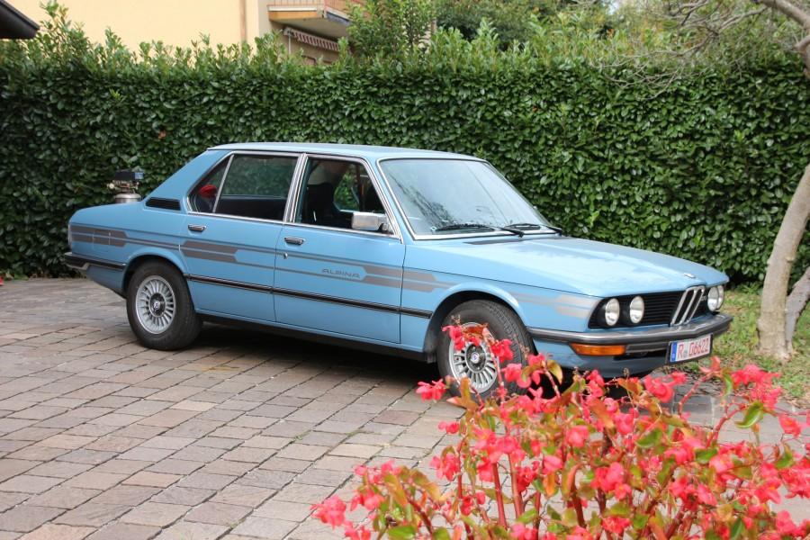 BMW 520/6 E12 Klima Rostfrei