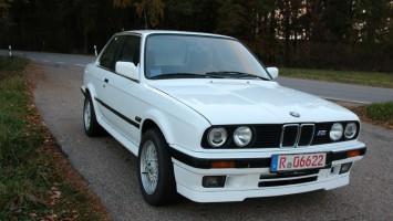 BMW 325 iX Allrad 2-trg 5-Gang -kein Rost-