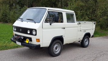 VW T3 Syncro 16` DOKA 3 Sperren nun in Bayern