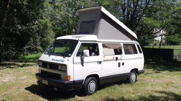 VW T3 Atlantic kein Rost alles original